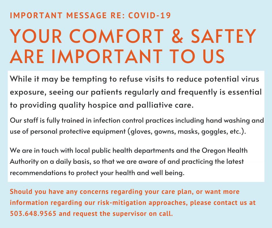 COVID Care